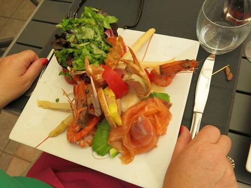 Grand Café Salade Royale