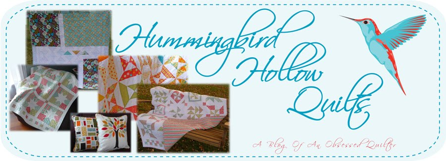 Hummingbird Hollow Quilts