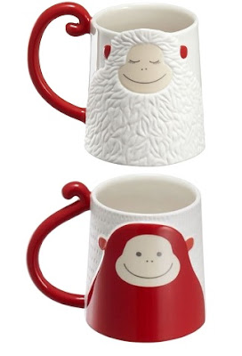 Starbucks 2016 Year of the Monkey Mug