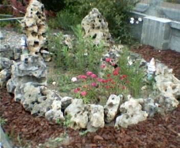 promenade au jardin de lili dans le poitou nouvelle rocaille. Black Bedroom Furniture Sets. Home Design Ideas