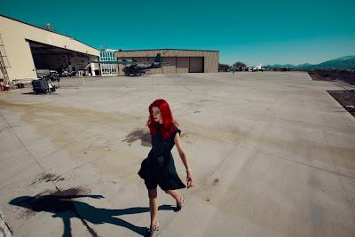 top fashion photographers nyc, woman at airport, woman walking, airplane
