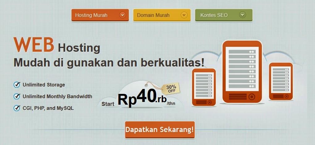 indotophosting.com hosting unlimited dan domain murah terbaik di indonesia