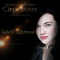 Isabelle+Lightwood La Cit des Tnbres, le film: rcapitulatif casting