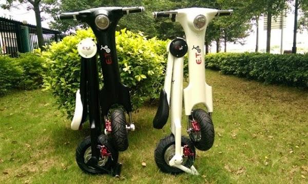 E.T Scooter (Gambar 2). Majalah Otomotif Online