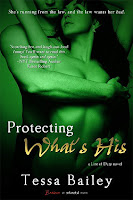 Protecting What's His by Tessa Bailey