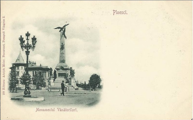 Monumentul Vanatorilor din Ploiesti