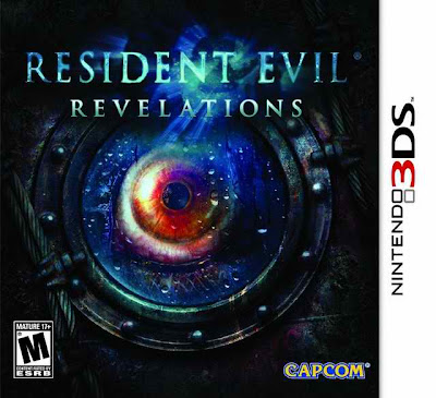 Resident Evil Revelations 3DS Cover