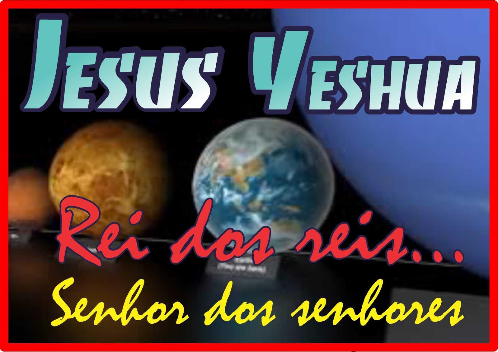 Jesus O Soberano Senhor do Amor
