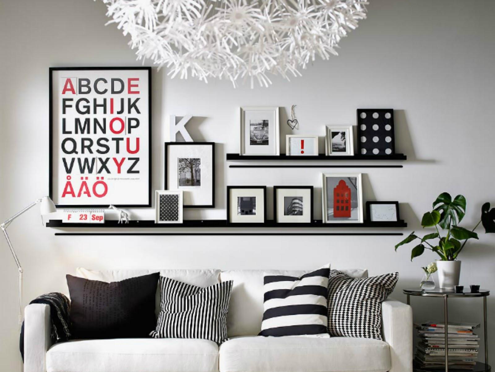 IKEA te enseña cómo colgar los cuadros en las paredes | Te lo decoro ...