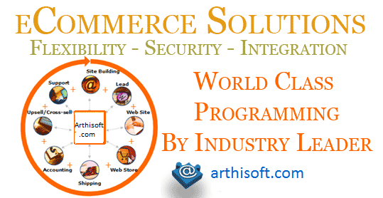 ECommerce Solutions at Arth I-Soft