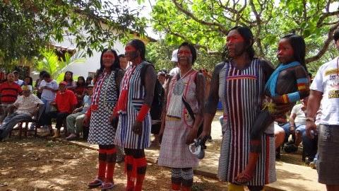 Mobilização Indígena Brasilia