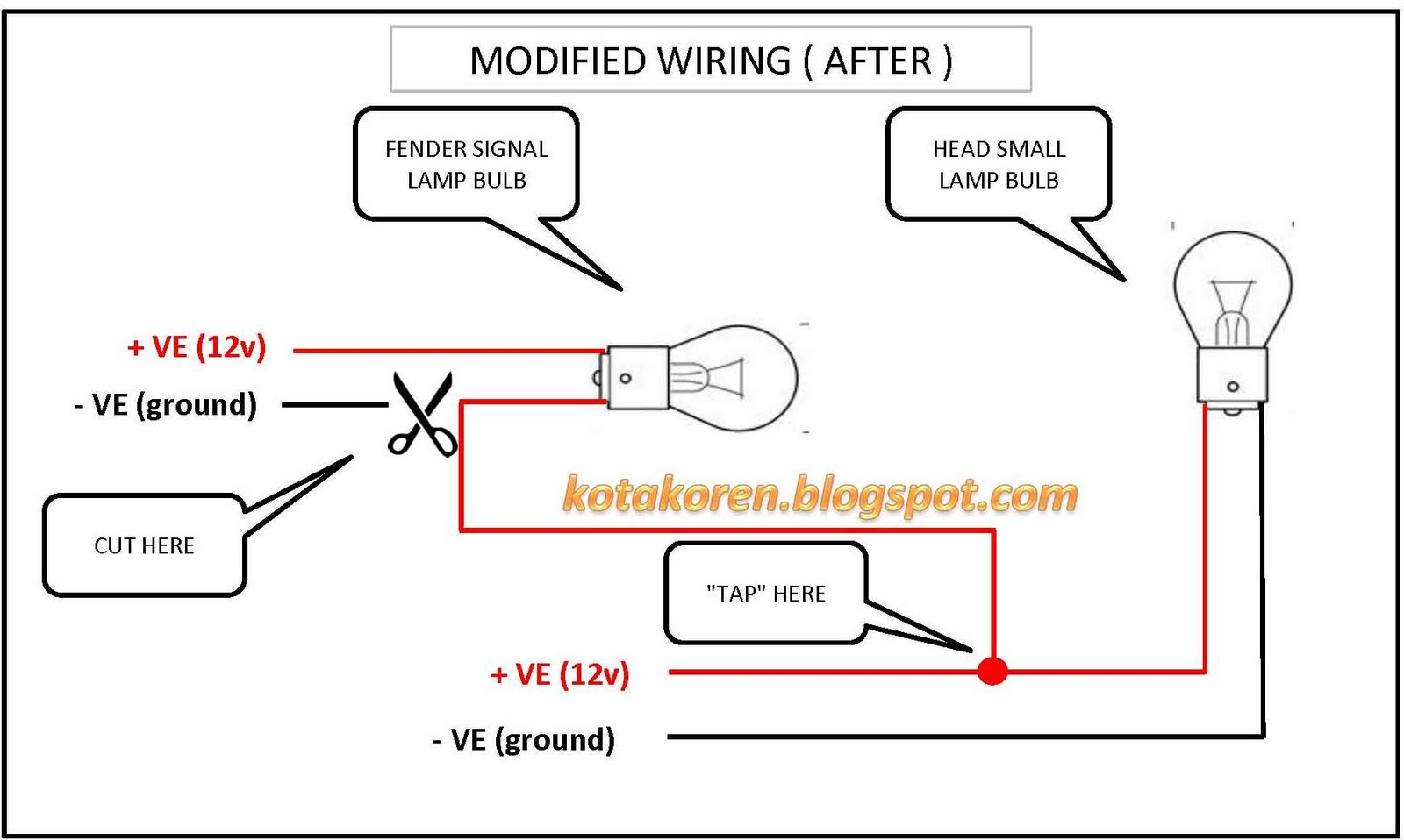 diy wiring lampu kereta wire data schema u2022 rh mayasoluciones co