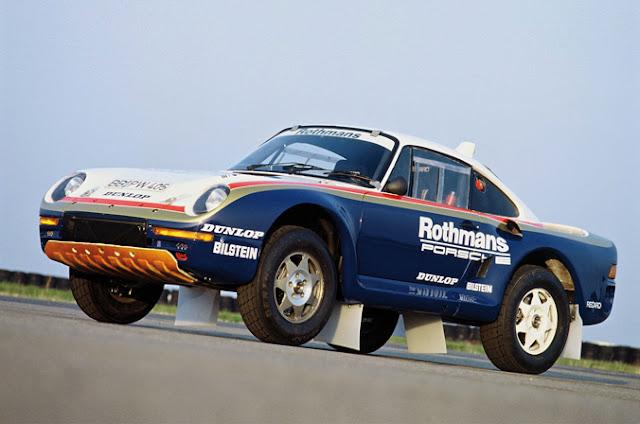 """Porsche 959 """"Paris-Dakar"""""""