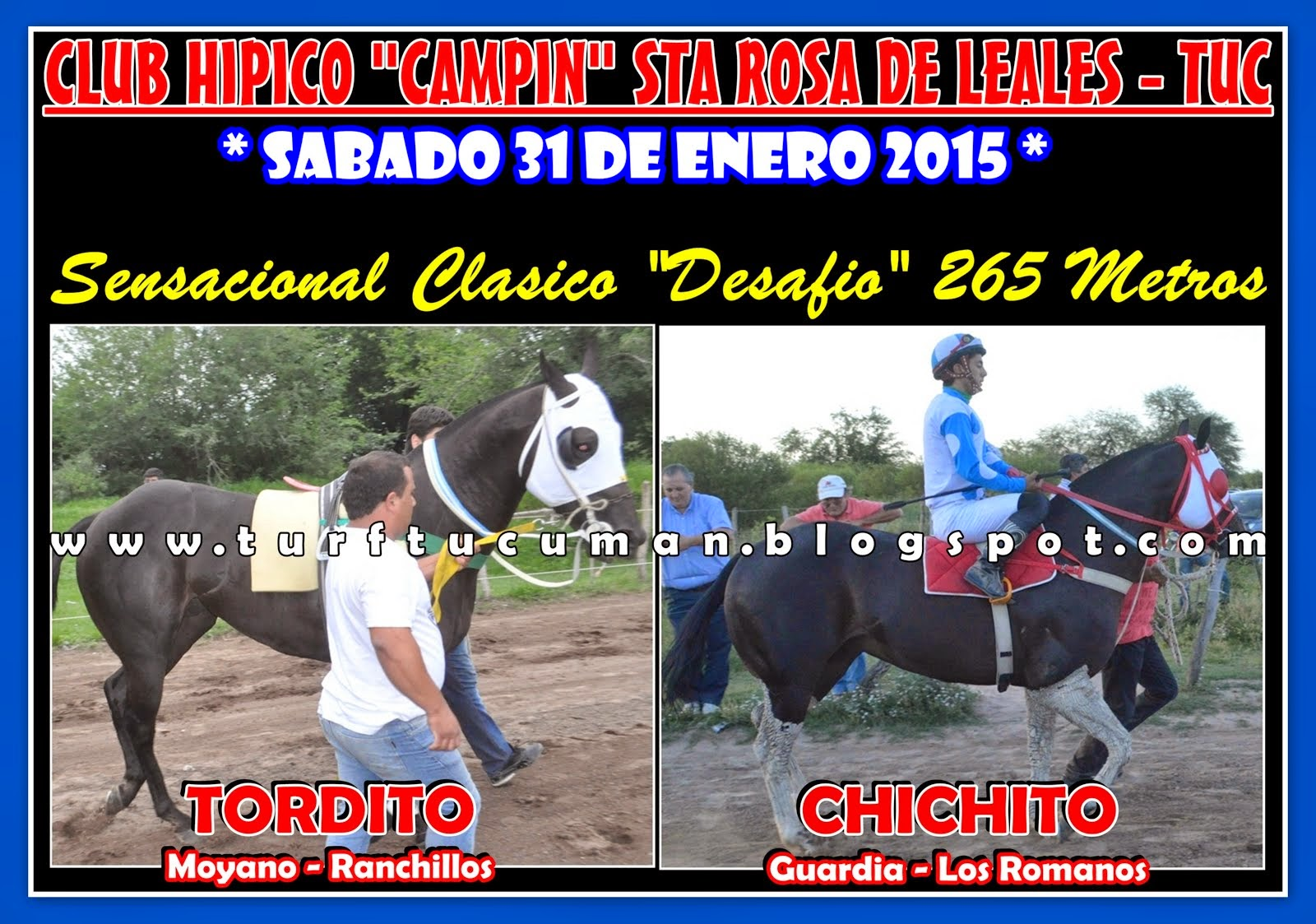 TORDITO VS CHICHITO