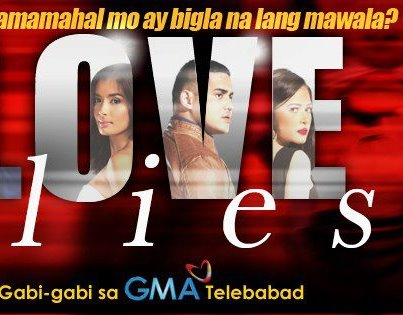 Pinoy TV-Tambayan: LOVE AND LIES | Home of Pinoy Channel,Dabest Online