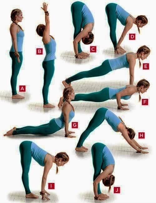 Yoga Workout Steps That Burns MEGA Calories