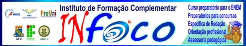 INFOCO - Instituto de Formação Complementar