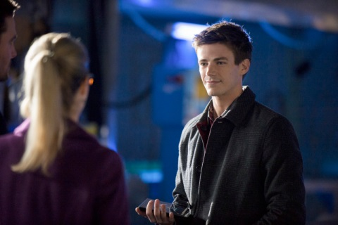 "BARRY ALLEN DEBUTARÁ EN EL EPISODIO TITULADO ""THE SCIENTIST"""