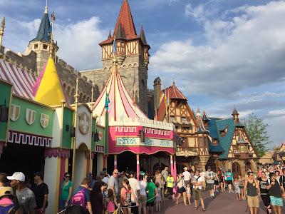 Fantasyland Disney Orlando