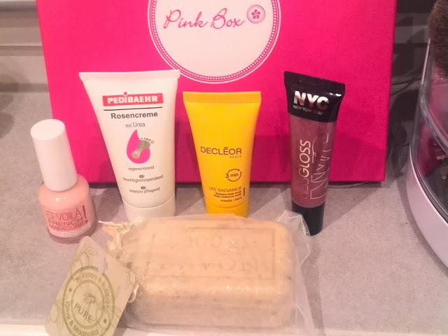 Pink Box Oktober