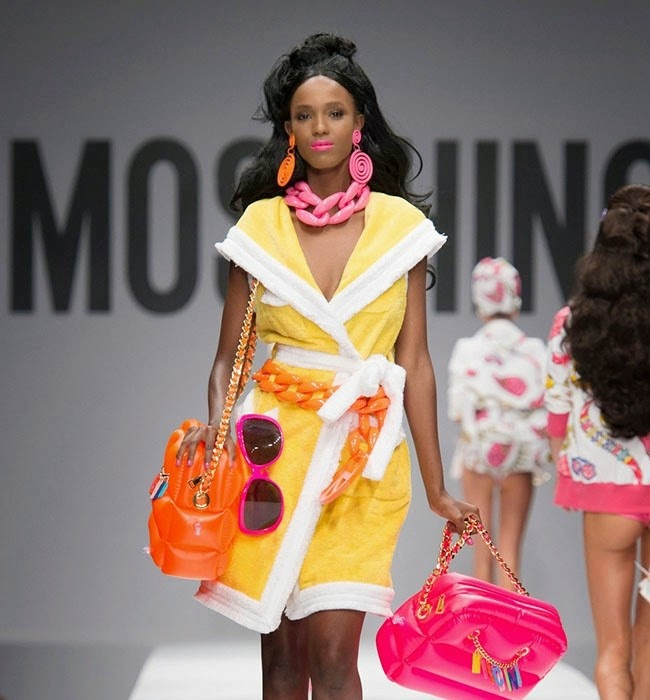 Moschino Spring/Summer 2015 Collection
