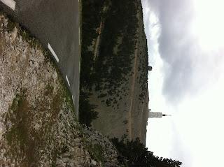 Mt Ventoux observatory