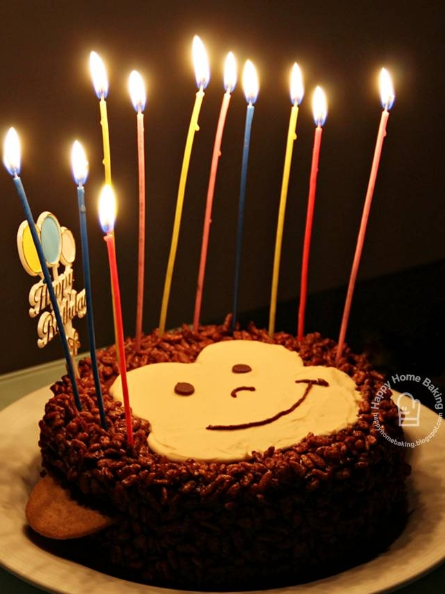 Cute Monkey Cake Ideas