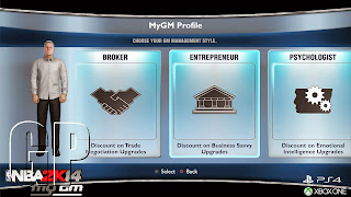 nba 2k14 screen 3 NBA 2K14 (PS4/XO)   MyGm Screenshots