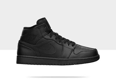 Black, Style - Color # 554724-010