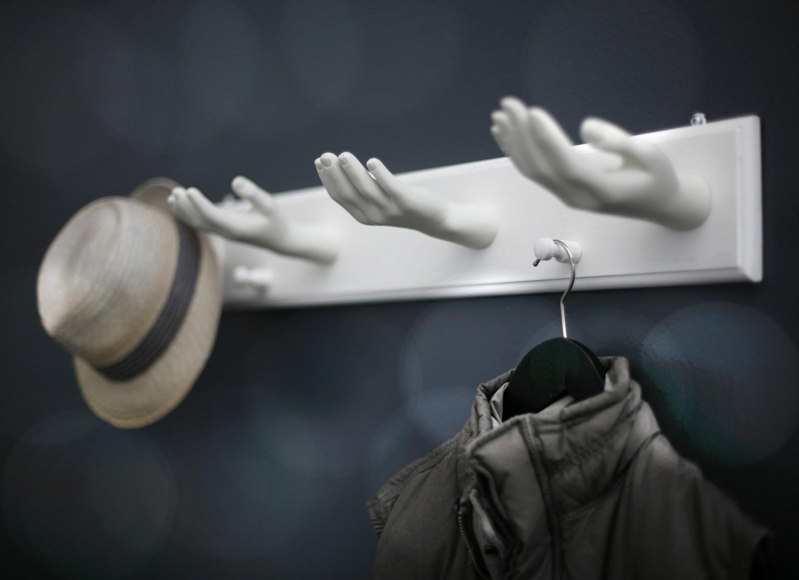 Mannequin hænder
