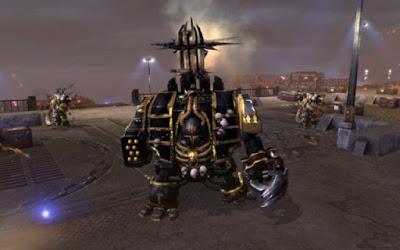Warhammer 40k DoW II Chaos Rising Games