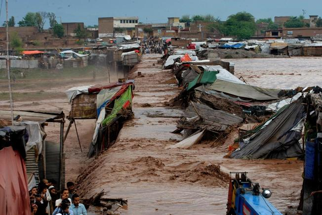 Pakistan rain death victims is raised to 212 with nearly 200 injured and more than 1,400 houses...