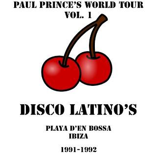 Disco Latino's Ibiza 1990-1991