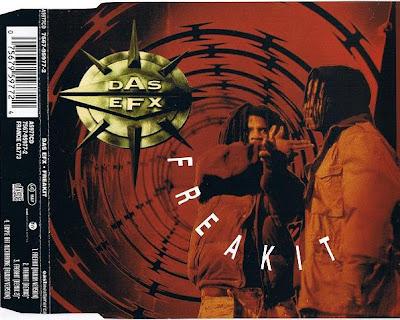 Das EFX – Freakit / Gimme Dat Micraphone (5 Track CDS) (1993) (320 kbps)