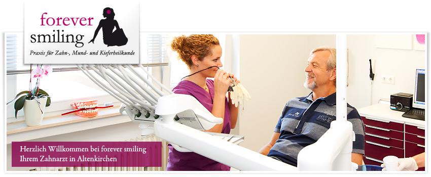 Dr. Iona - Praxis für Zahn- und Kieferheilkunde - forever smiling