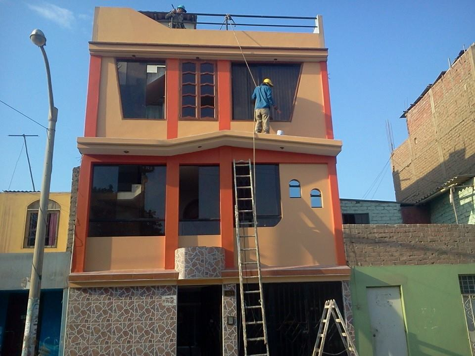 Decora tu hogar neyser rodriguez acabado de fachada 3 - Decora tu piso ...
