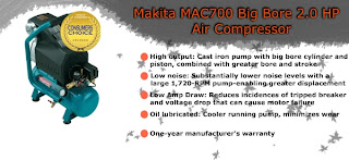 the consumers choice makita mac700