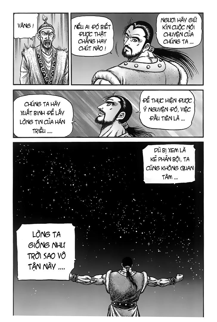 Chú Bé Rồng - Ryuuroden chap 115 - Trang 19