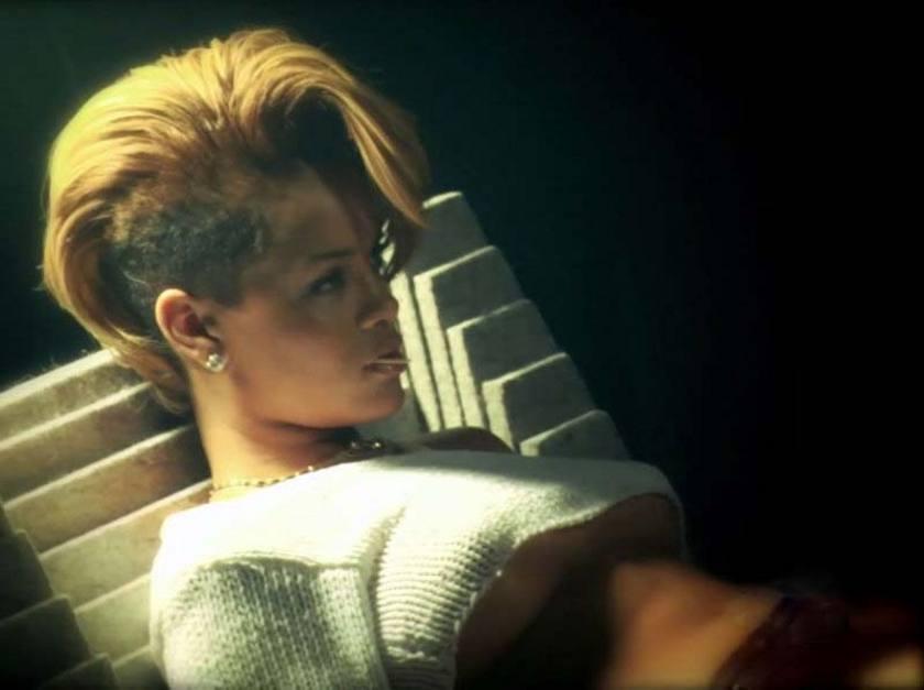 Rihanna'nın GQ dergisi için çektirdiği çıplak fotoğrafların