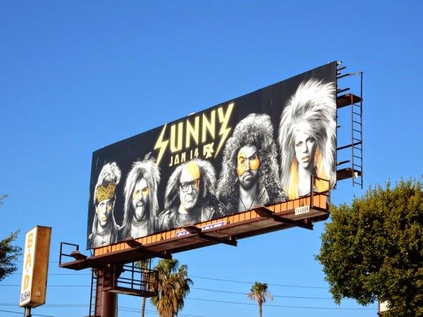 Always Sunny Philadelphia season 10 billboard