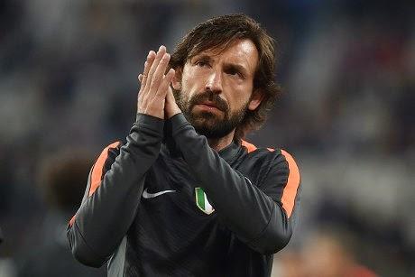 Pirlo Impikan Trofi Liga Champions Sebagai Penutup Kariernya di Juve