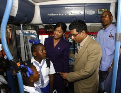 No IDs needed for school children, seniors to ride PTSC buses for free