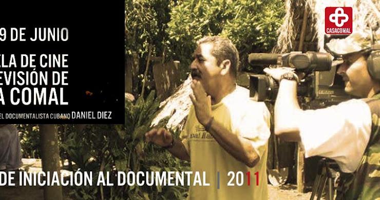 Nuevo Taller de Documental en Casa Comal