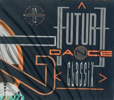Future Dance Classix Program 1 (1990) non-stop dance trax 2LP Set Electro Hi-NRG Eurobeat Italo New Beat House Rap 90's