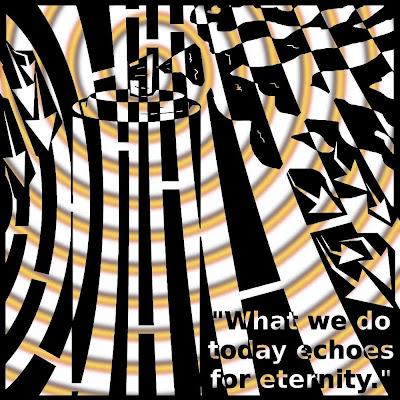 Maze of Marcus Aurelius quote