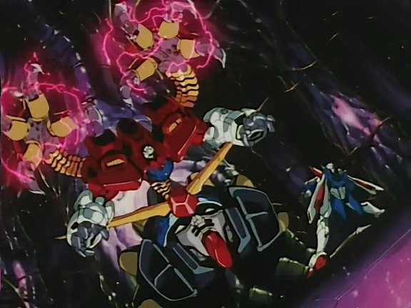 The Devil Gundam