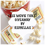 FREE MOVIE TICKET GIVEAWAY BY REDBELLAS