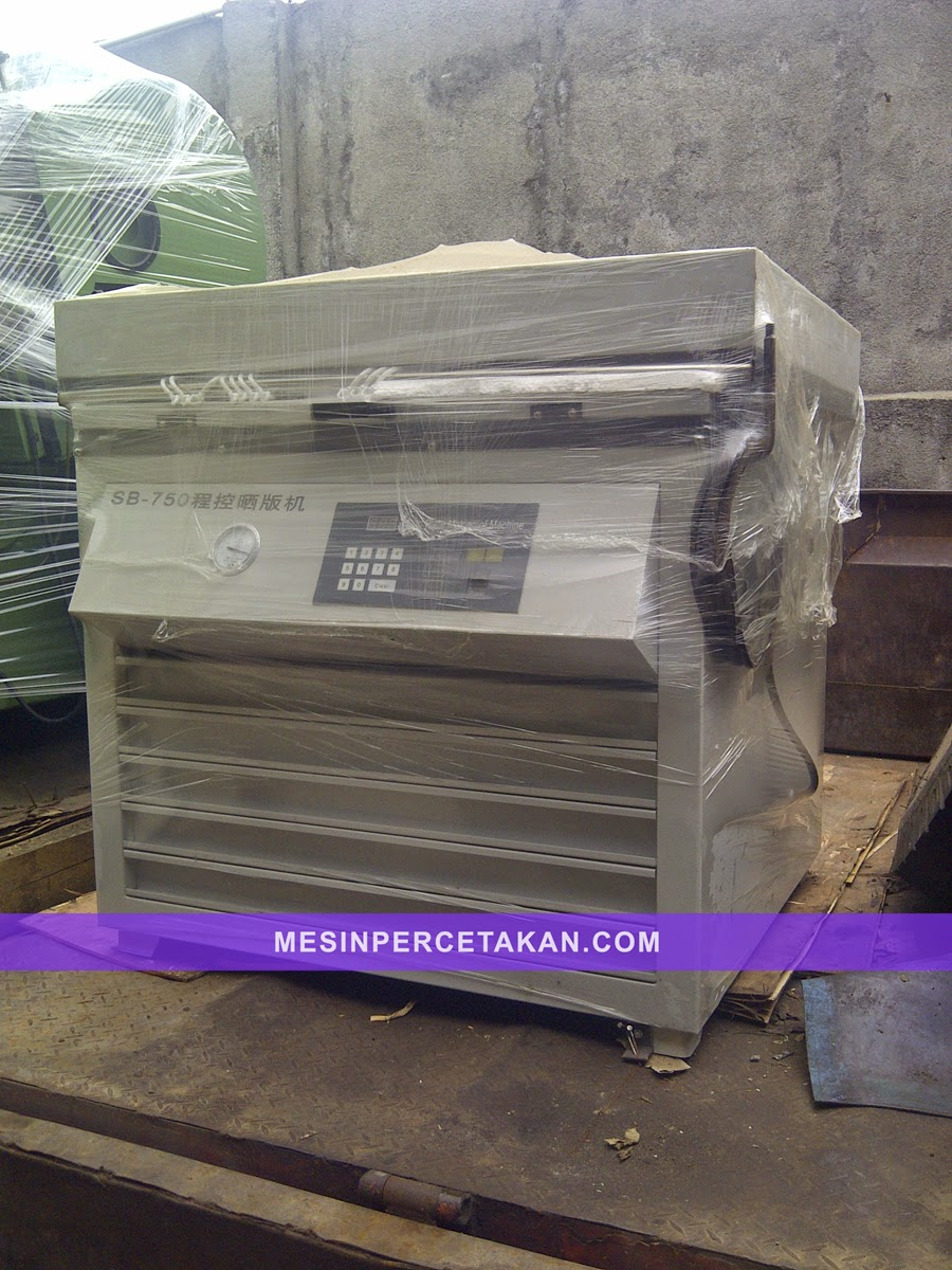 Plate Maker Machine