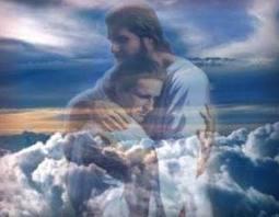 Abrazo de Dios poemas de amor