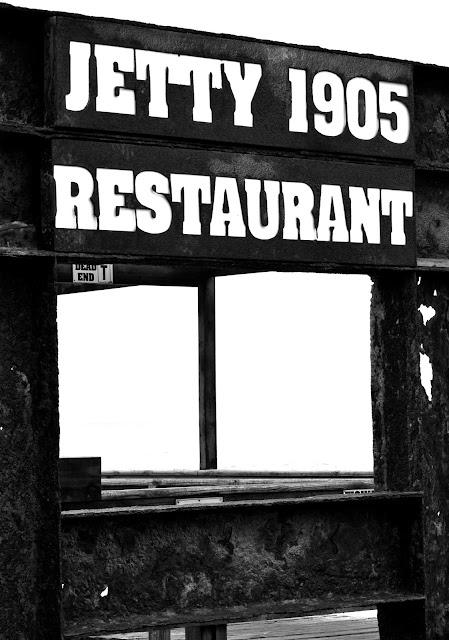 Jetty 1905 Restaurant in Swakopmund Namibia